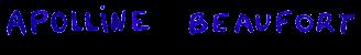 Apolline Beaufort